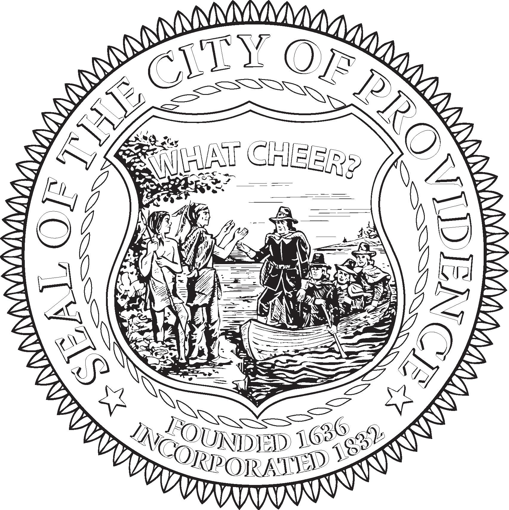 Providence RI Seal