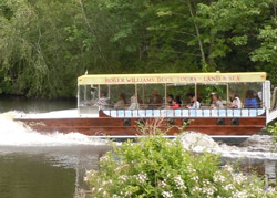 By land and sea - duck boat tour