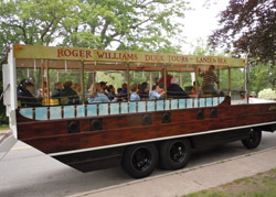 Duck Boat Tour in RWP