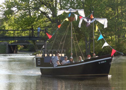 Board a pirate ship at RWP
