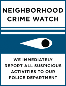 Crimewatch Poster