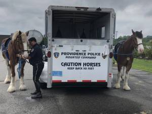 PPD Mounted Command