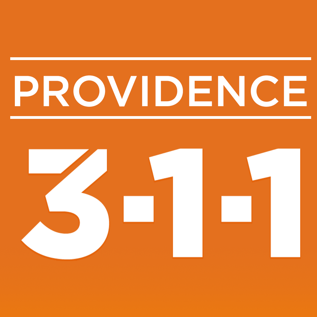 Click to Submit a PVD 311 Request