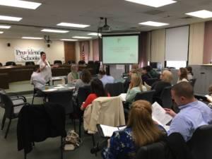 PPSD Wellness Meeting