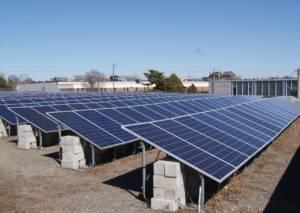 Solar Field in Providence