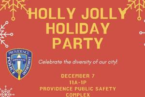 Holly Jolly Flyer photo