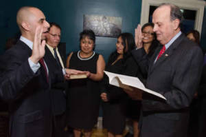 Mayor Elorza's Swearing In