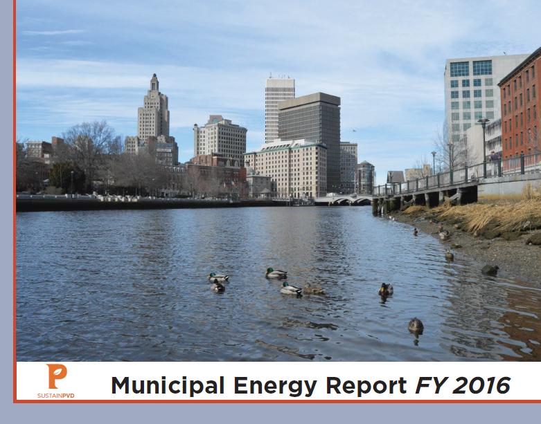 Municipal Energy Report Cover Photo