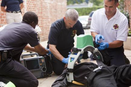 Providence Fire Department purchase LUCAS™ 3 Chest Compression Systems to provide enhanced Emergency Medical Services