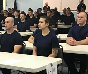 Providence Fire Department begins 52th Training Academy