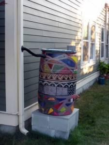 Image: Rain barrel