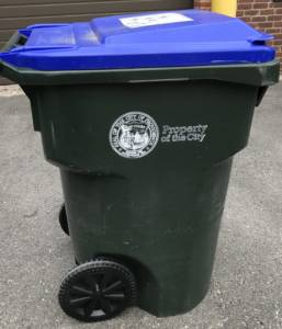 Recycle Bin in Providence