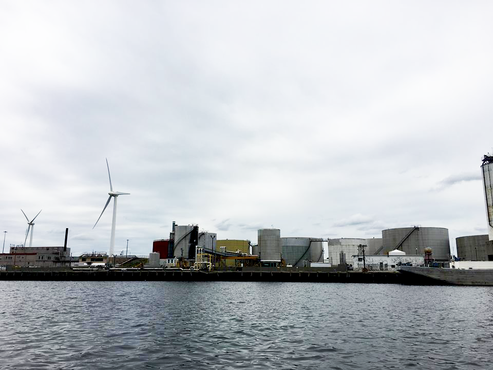 NEW BLOG! Climate Pollution in Providence