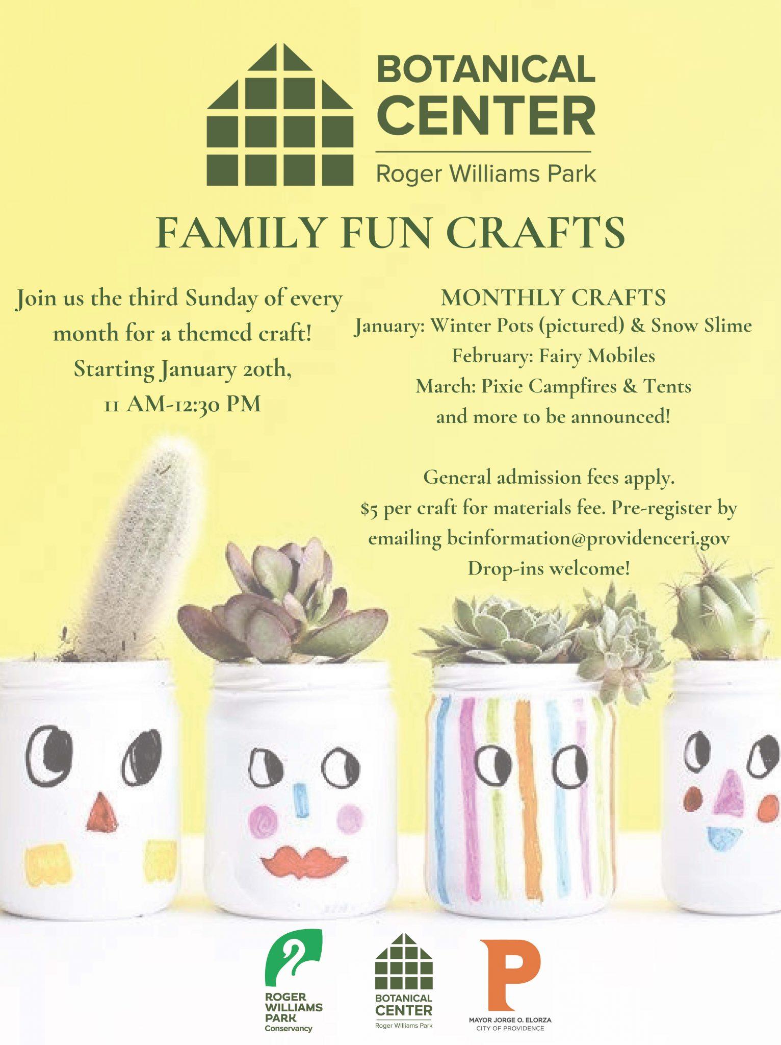 Family Fun Center Application
