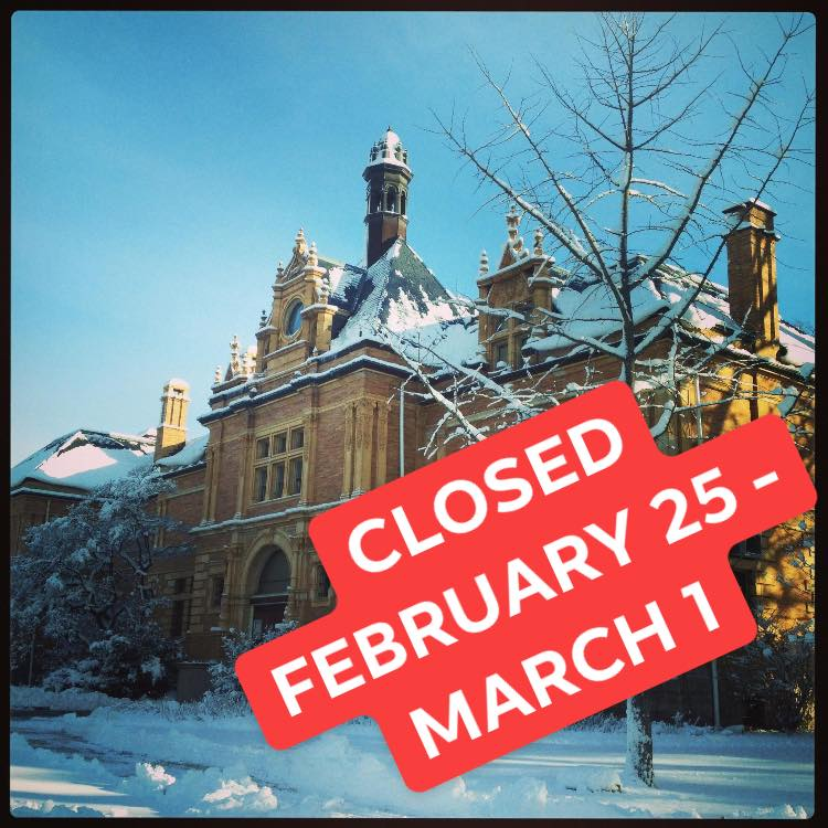 City of Providence Museum and Planetarium Closed - City of