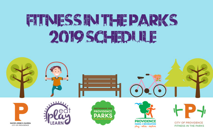 Fitness in the Parks 2019