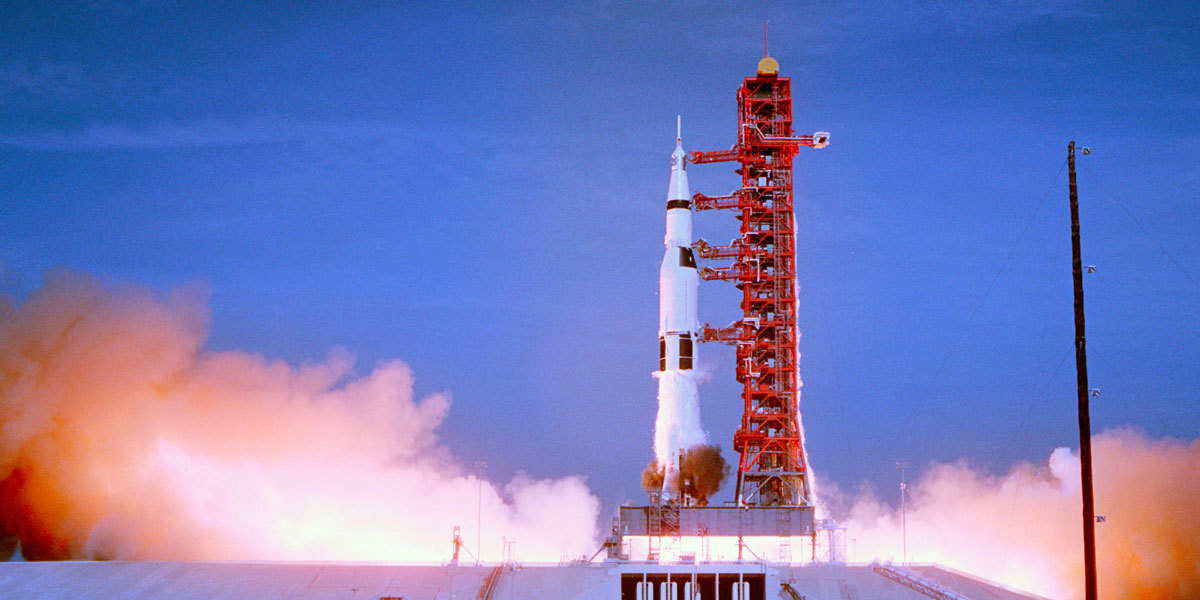 City of Providence Apollo 11 Anniversary Launch Party and