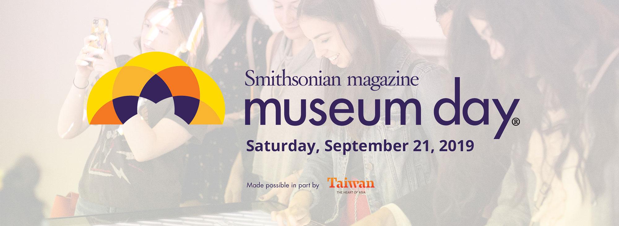 Museum Day 2019: September 21