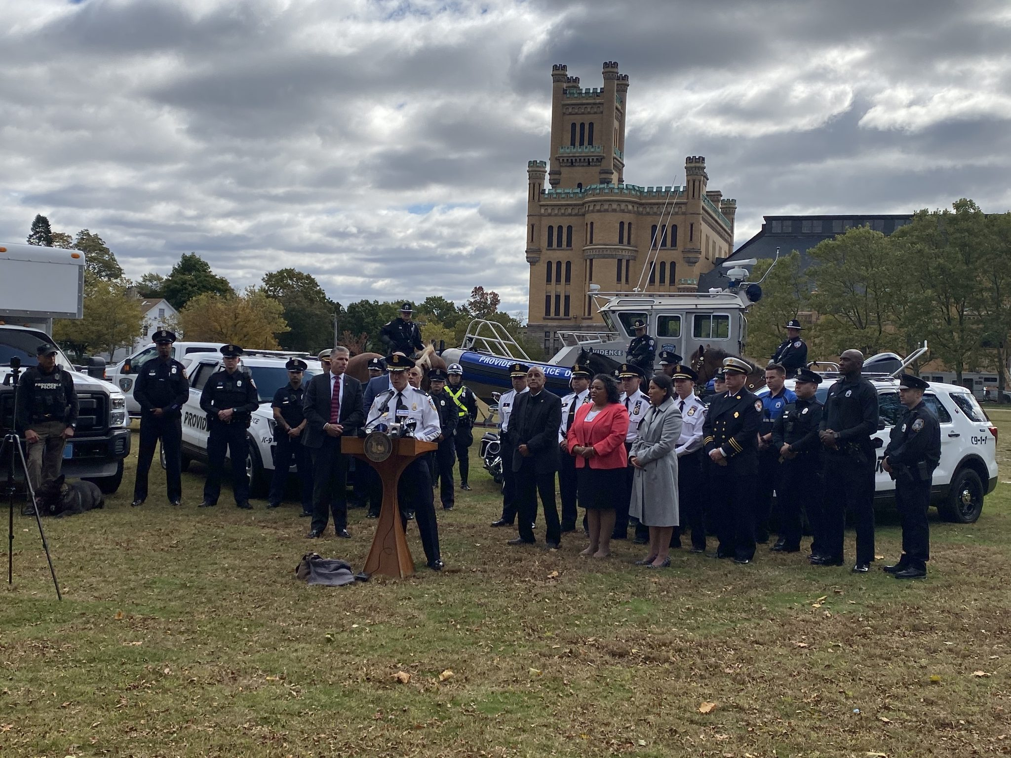 Providence Police announce Recruitment Drive for the 70th Providence Police Department Training Academy