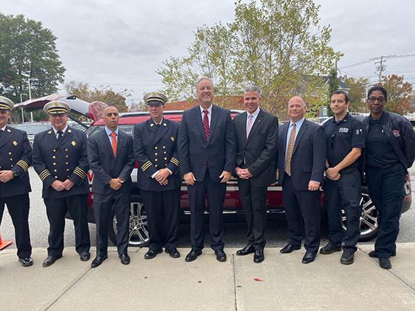 Fire Department Mobile Health Unit Announcement
