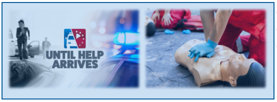 NEW! Seats Available for CPR and Until Help Arrives Training