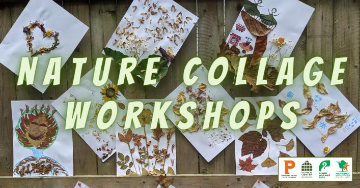 Nature Collage Workshops